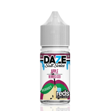 7 DAZE - REDS SALT SERIES - BERRIES ICED - 30mL (Iced)